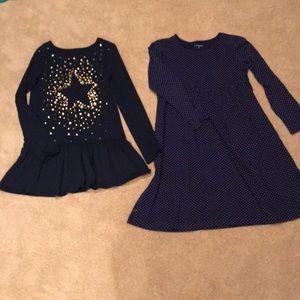 2 Lands End dresses